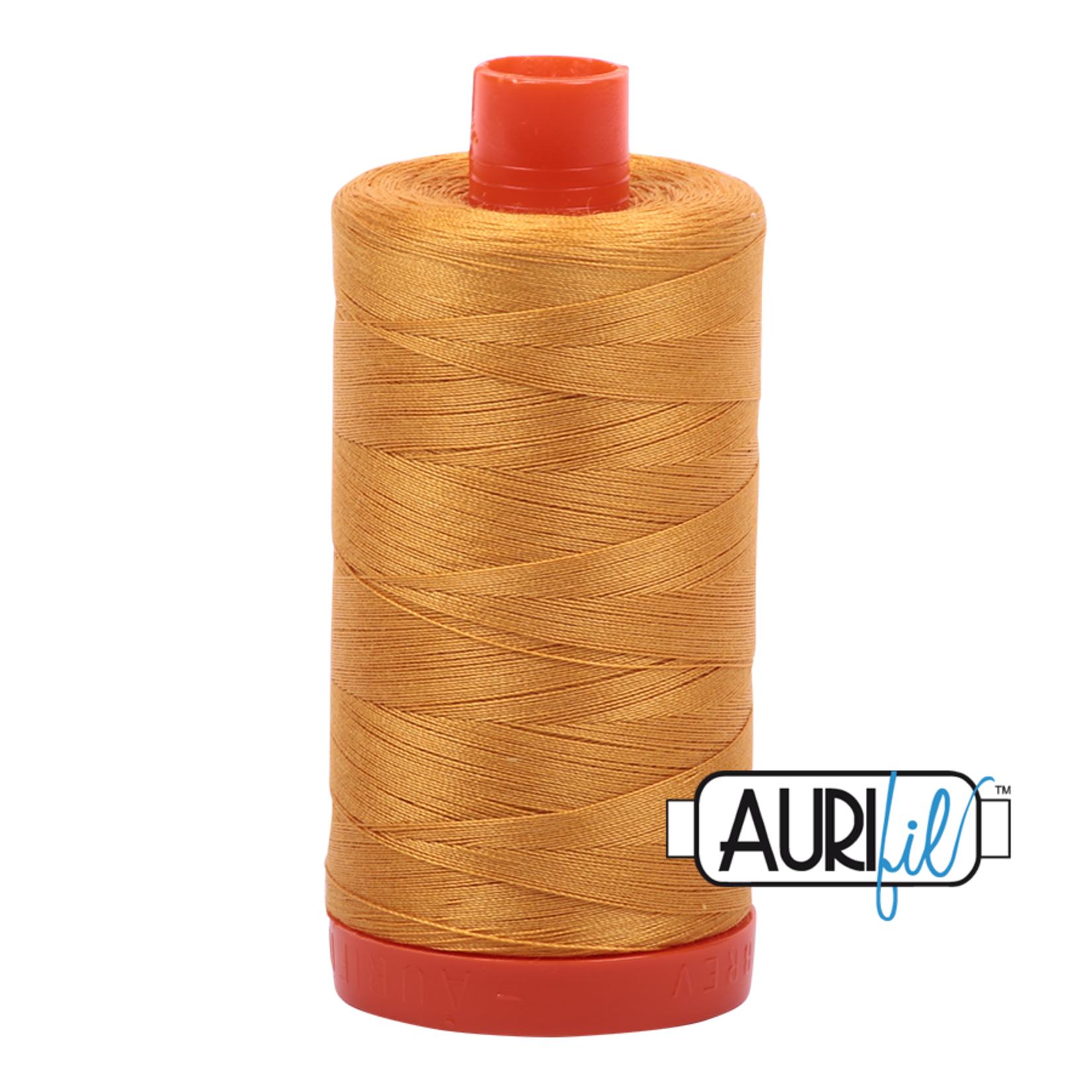 AURIFIL AURIFIL 50 WT Orange Mustard 2140