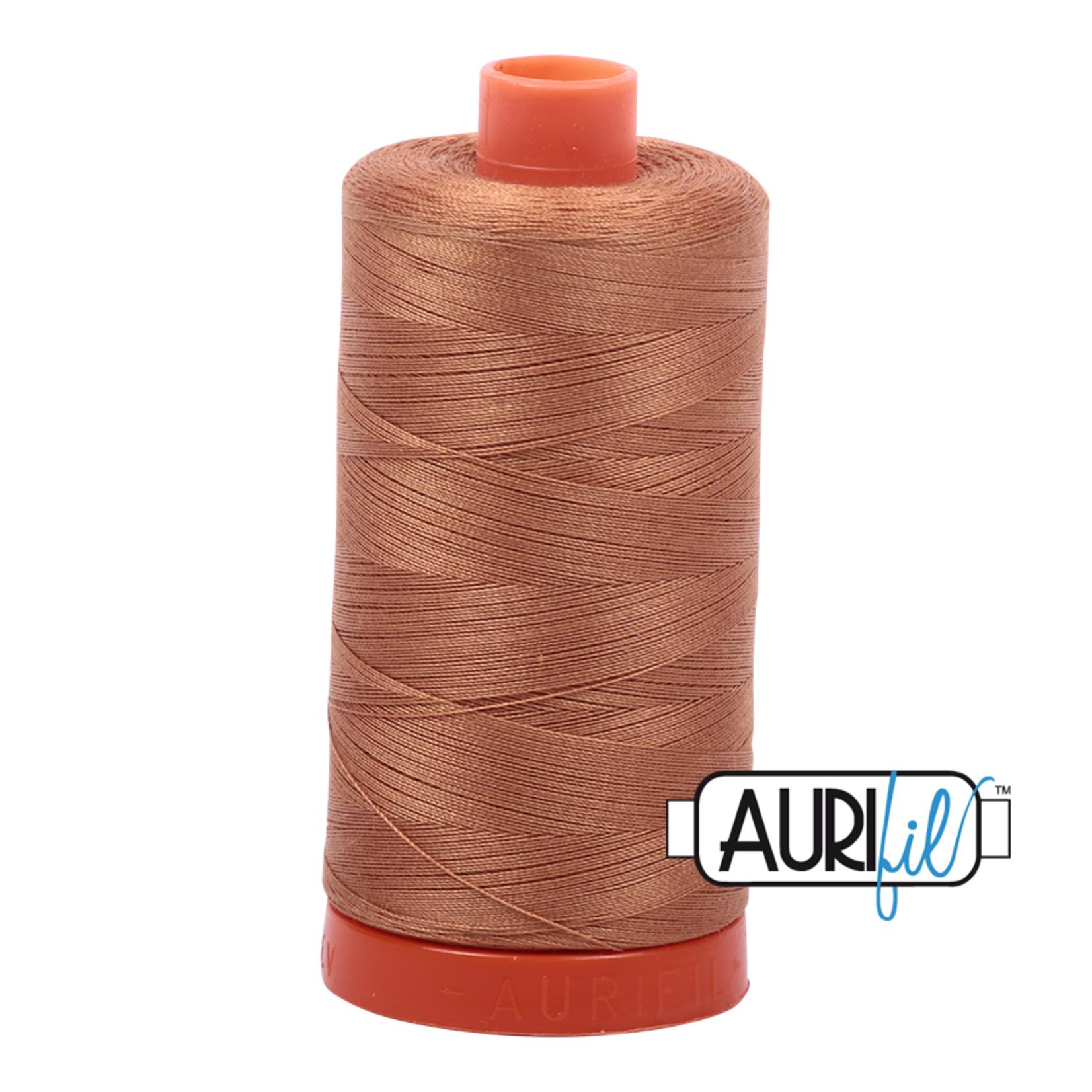 AURIFIL AURIFIL 50 WT Light Cinnamon 2335