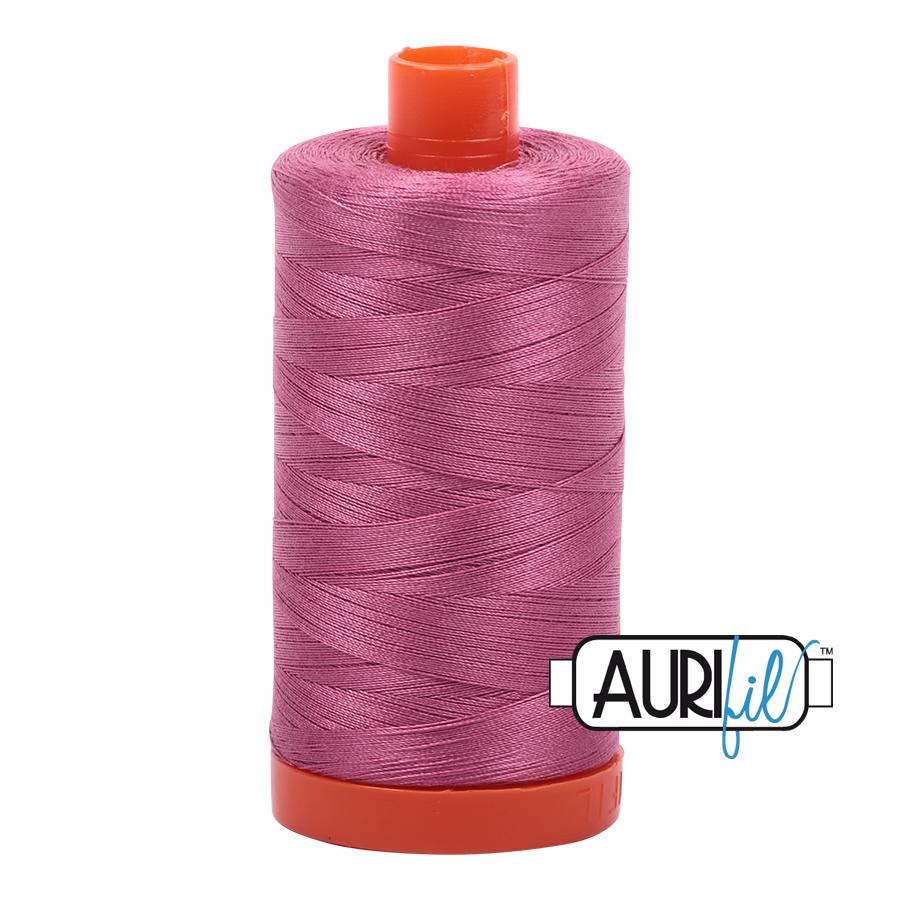 AURIFIL AURIFIL 50 WT Dusty Rose 2452