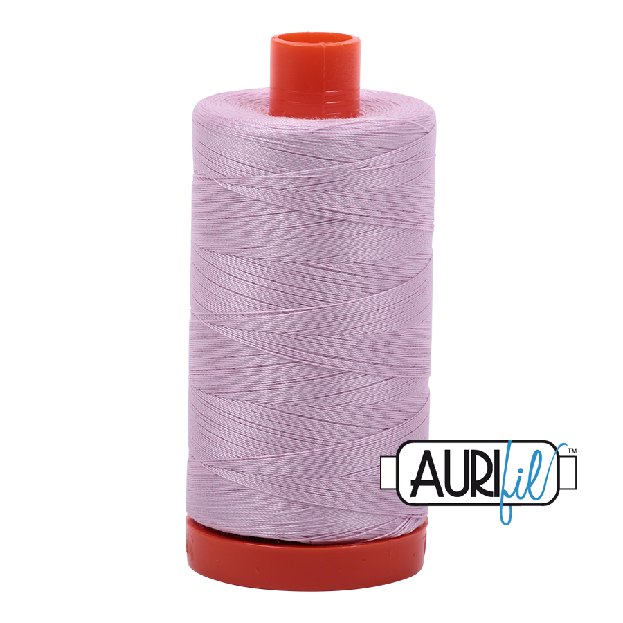 AURIFIL AURIFIL 50 WT Light Lilac 2510