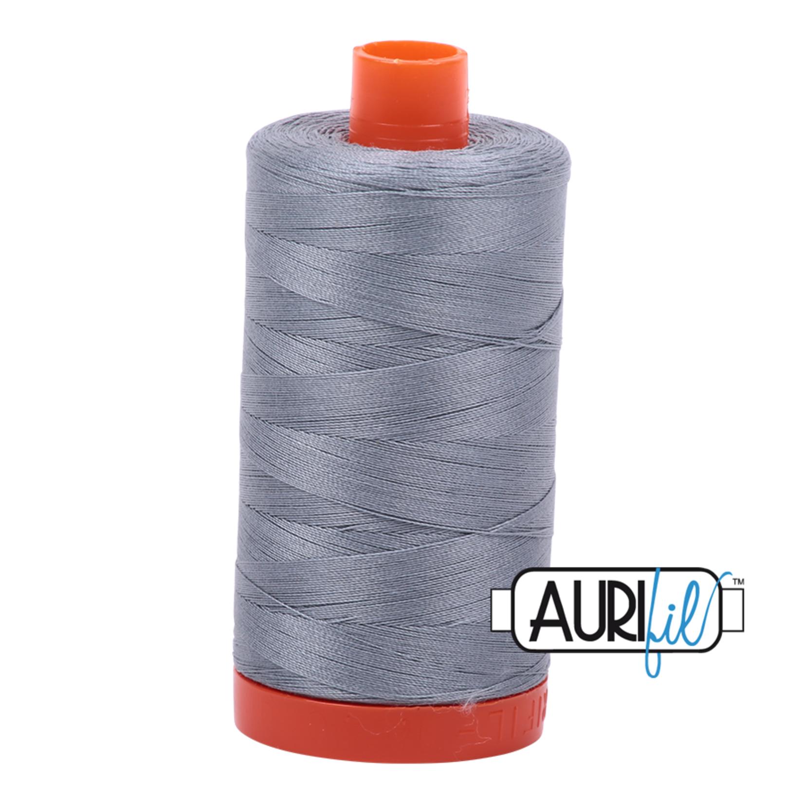 AURIFIL AURIFIL 50 WT Light Blue Grey 2610