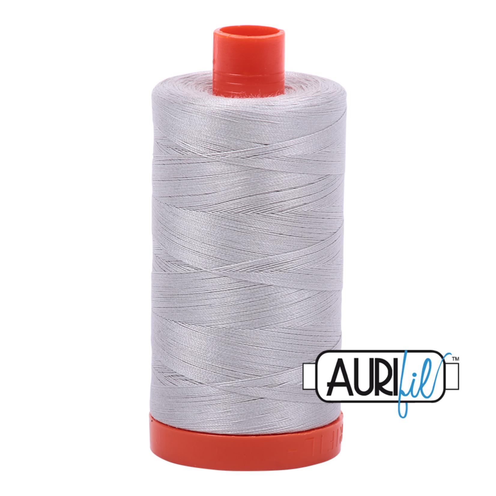 AURIFIL Aurifil 50 wt Aluminum 2615