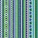 Clothworks FOREVER MAGIC, STRIPES, GREEN (3046-20) PER CM OR $20/M