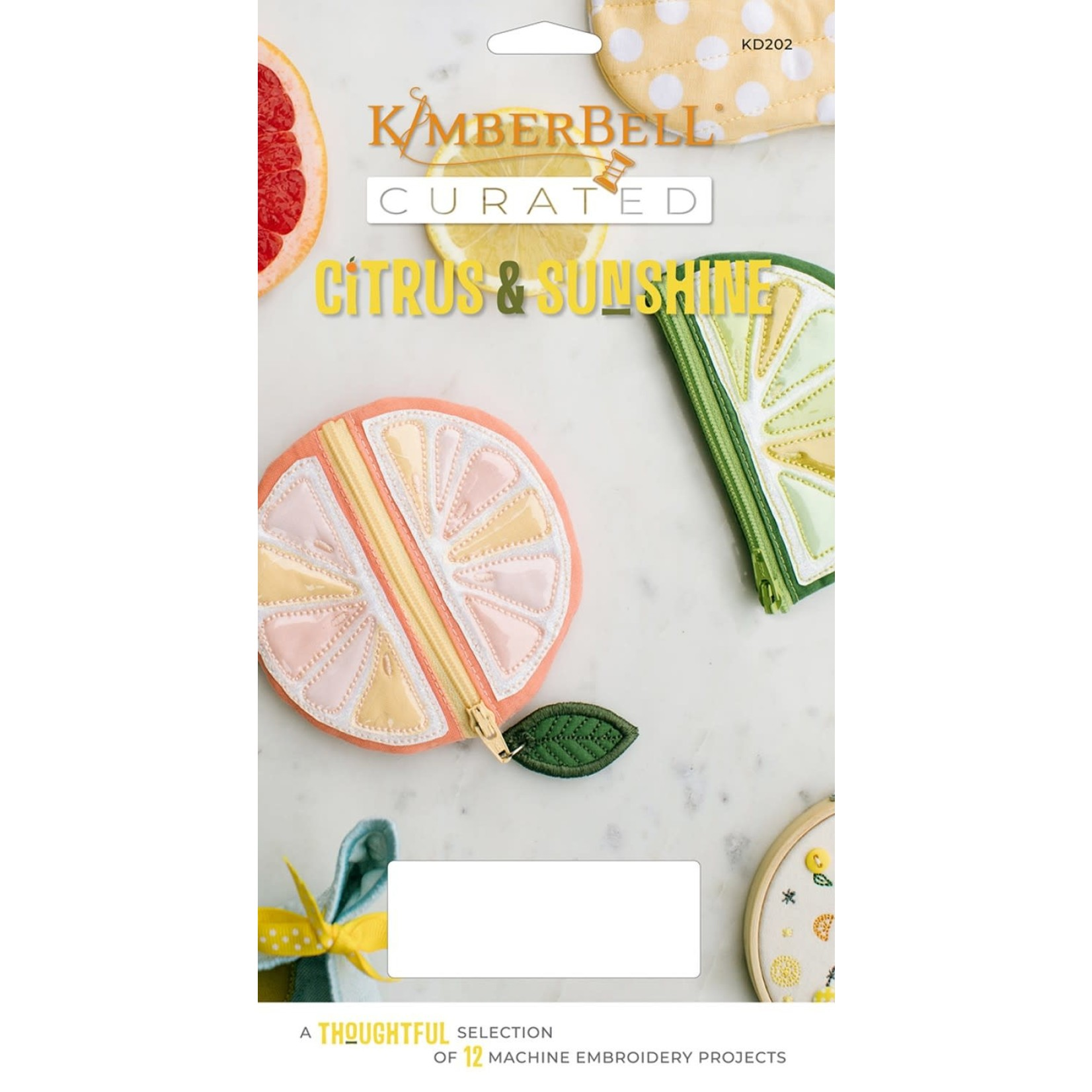 Kimberbell Designs Curated: Citrus & Sunshine