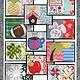 KIMBERBELL DESIGNS Kimberbell Holiday and Seasonal Mug Rugs Volume 2 Embroidery Designs CD