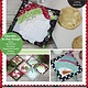 KIMBERBELL DESIGNS That's Sew Chenille: Christmas Hot Pads Machine Embroidery CD