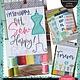 KIMBERBELL DESIGNS Mini Wall Hangings Volume 1: The Happy Home