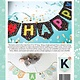 KIMBERBELL DESIGNS That's Sew Chenille: Chenille Alphabet Pennants & Banners Pattern Book