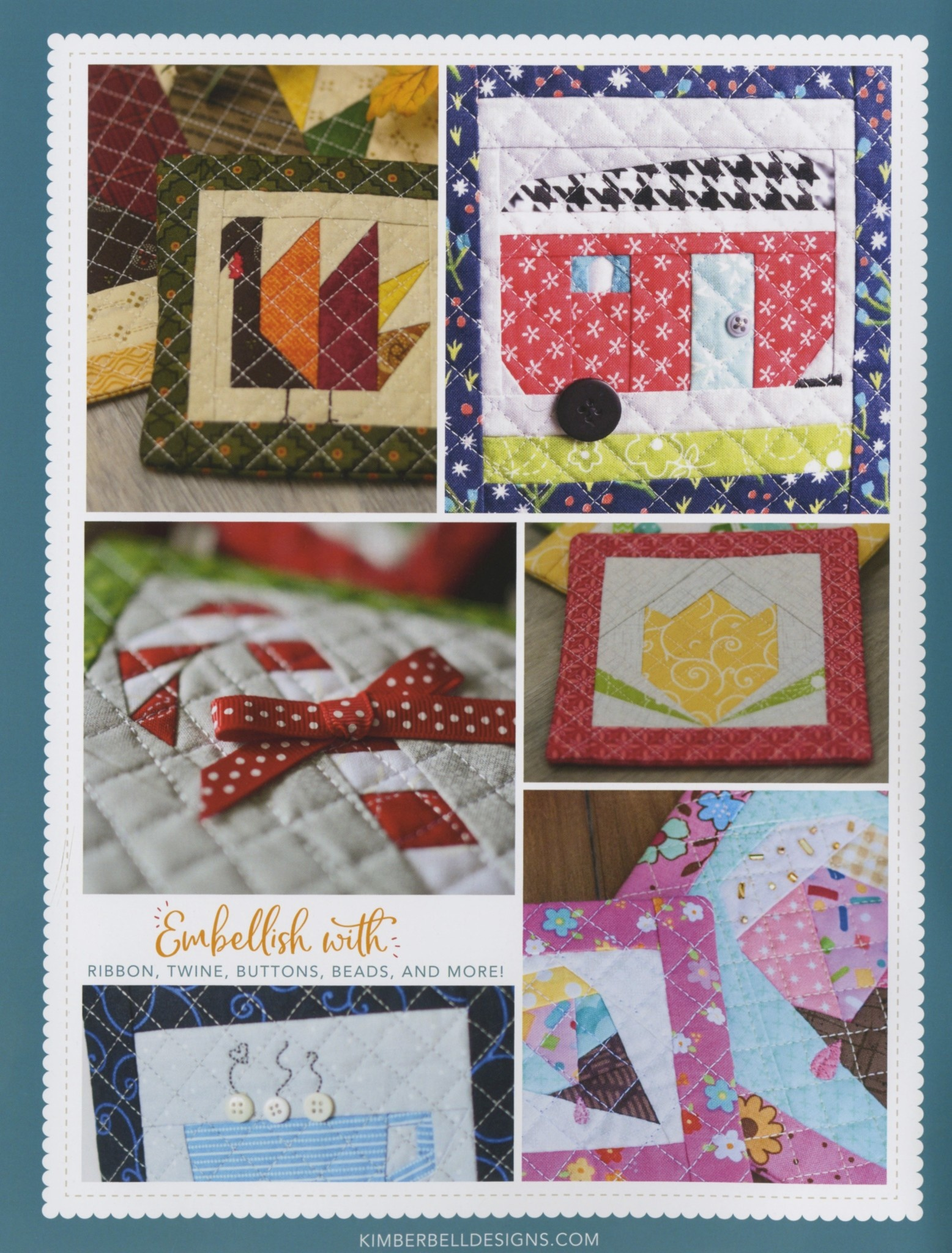 KIMBERBELL DESIGNS Sew It by Number Vol2