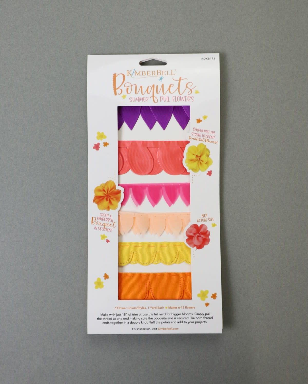 KIMBERBELL DESIGNS Pull Flowers - Summer Bouquet