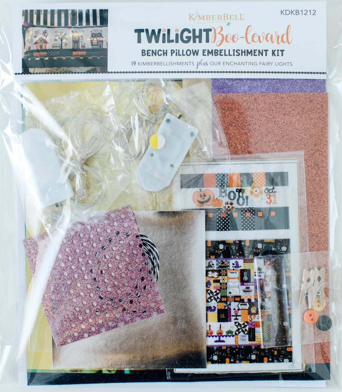 KIMBERBELL DESIGNS Twilight Boo-levard Embellishment Kit
