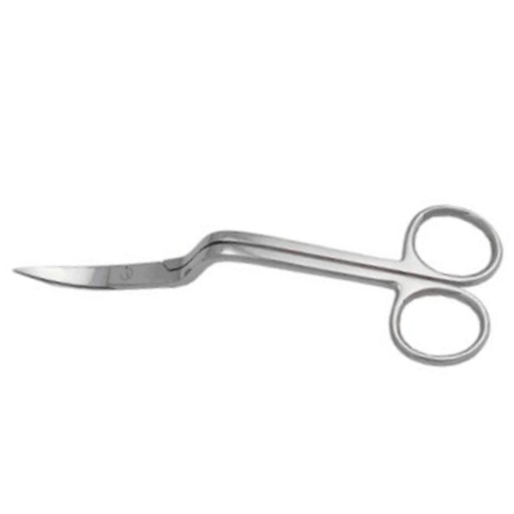 """DOUBLE CURVED 6.5"""" EMBROIDERY SCISSORS"""