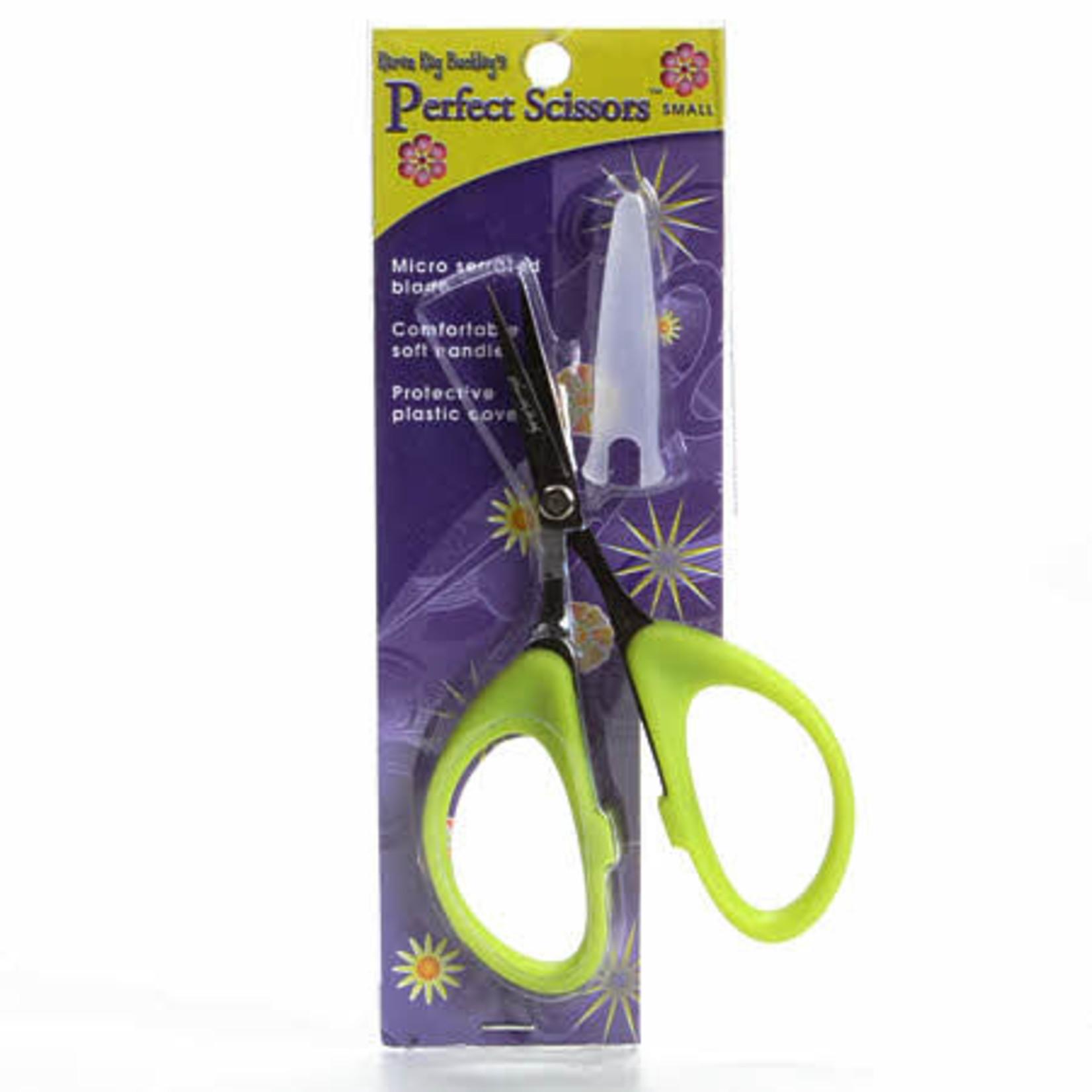 KAREN KAY BUCKLEY Perfect Scissors (Microserrated) Small