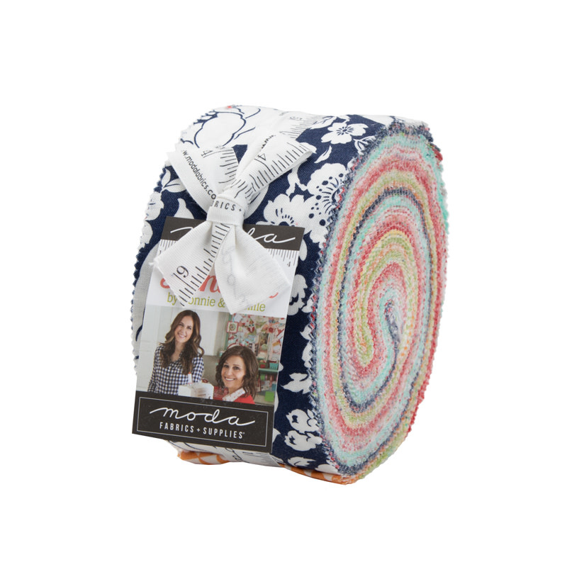 BONNIE & CAMILLE SHINE ON JELLY ROLL (40 PCS)