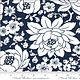 BONNIE & CAMILLE Shine On by Bonnie & Camille, MUMS, NAVY 55210-17 PER CM OR