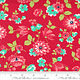 BONNIE & CAMILLE Shine On by Bonnie & Camille, BLOSSOM, RED 55211-11 PER CM OR