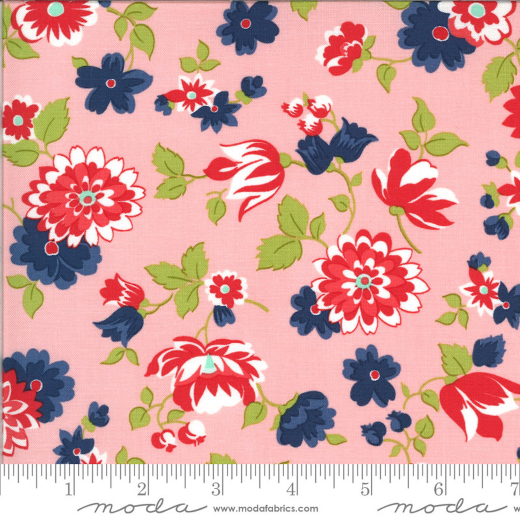 BONNIE & CAMILLE Shine On by Bonnie & Camille, BLOSSOM, PINK 55211-15 PER CM OR