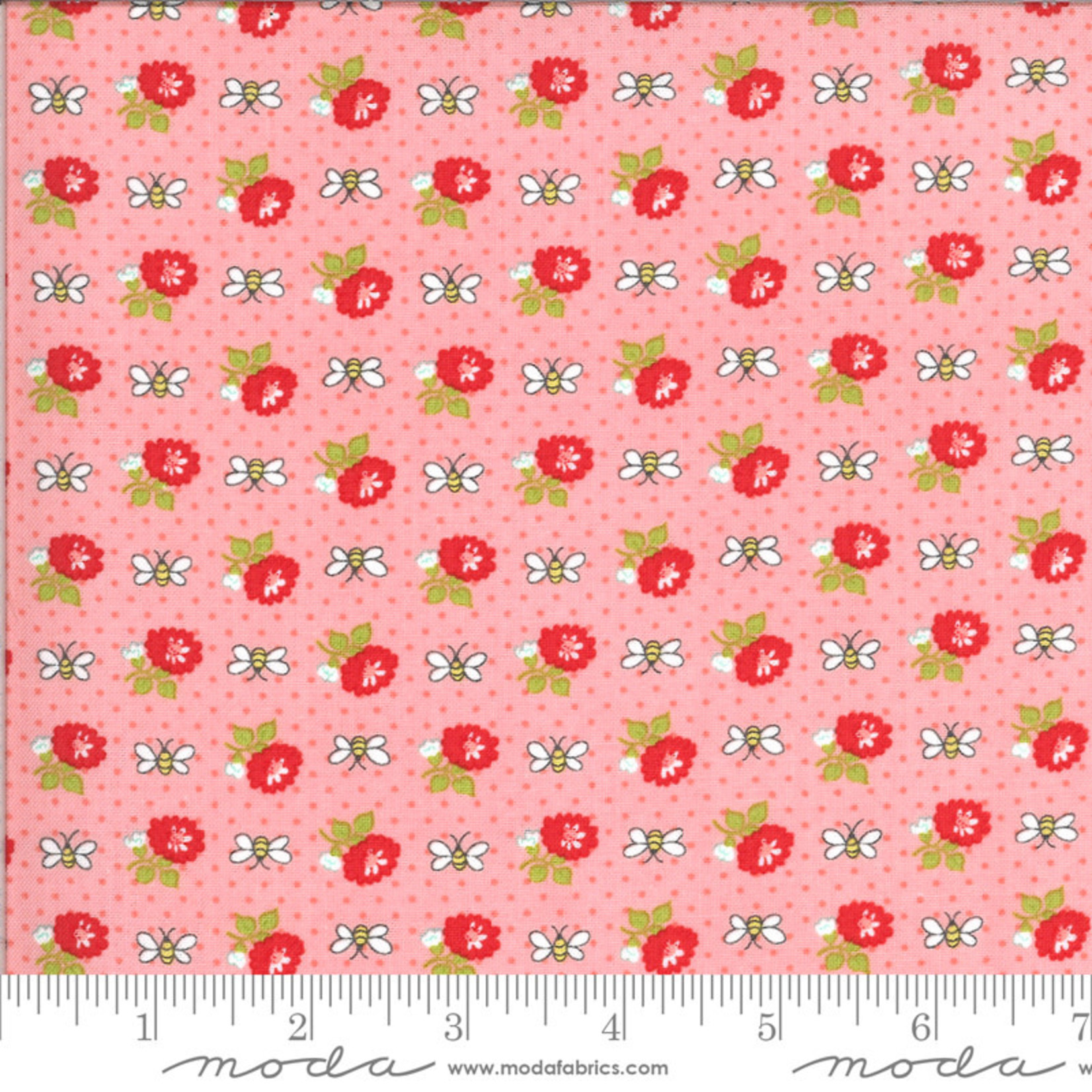 Bonnie & Camille Shine On by Bonnie & Camille, BEESLEY, PINK 55216-15 PER CM OR