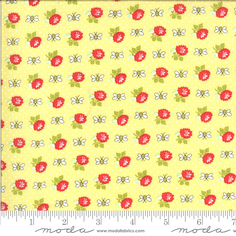 BONNIE & CAMILLE Shine On by Bonnie & Camille, BEESLEY, SUNSHINE 55216-18 PER CM OR