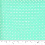 BONNIE & CAMILLE Shine On by Bonnie & Camille, OVER RAINBOW, AQUA 55218-12 PER CM OR