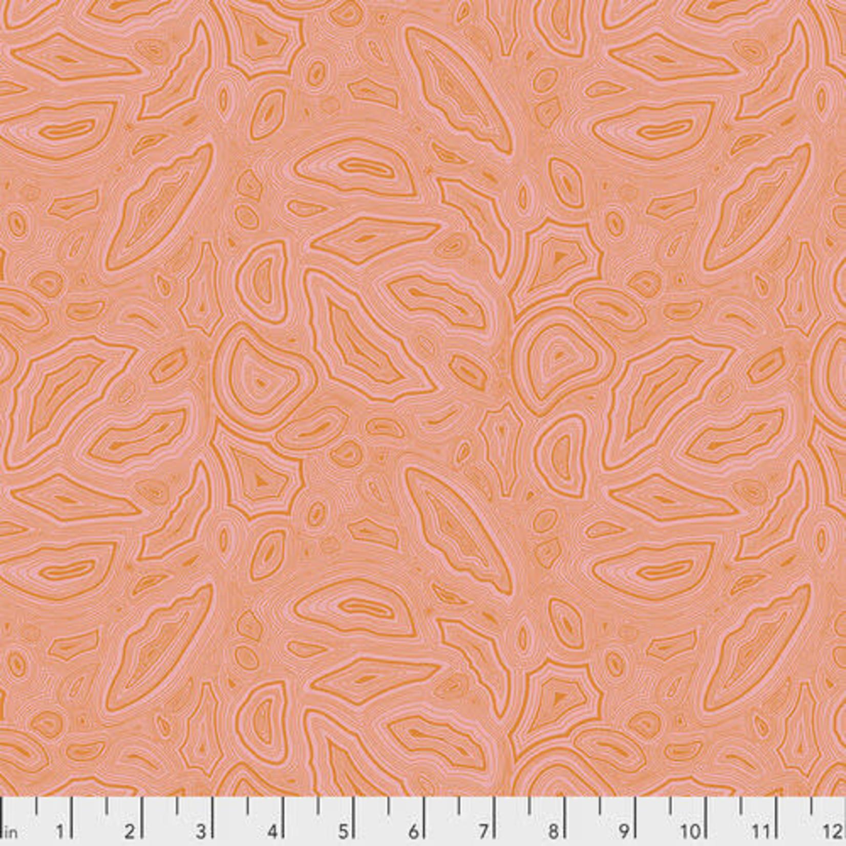 Tula Pink Tula  Mineral, Morganite $0.17per cm or $17/m