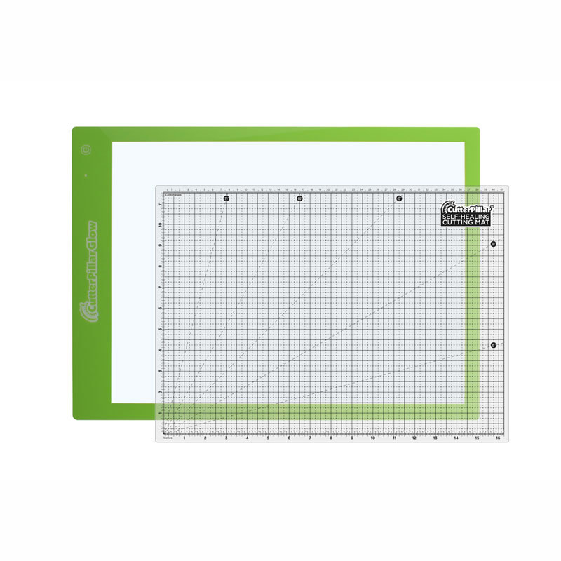 CutterPillar Glow Premium Light Board