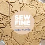 Sew Fine Sew Fine Thread Gloss: Sugar Cookie 0.5 oz