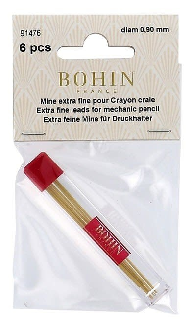 BOHIN BOHIN YELLOW PENCIL REFILL .9MM
