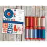 Thread House Folkdance by Thread House Thread Collection - Aurifil