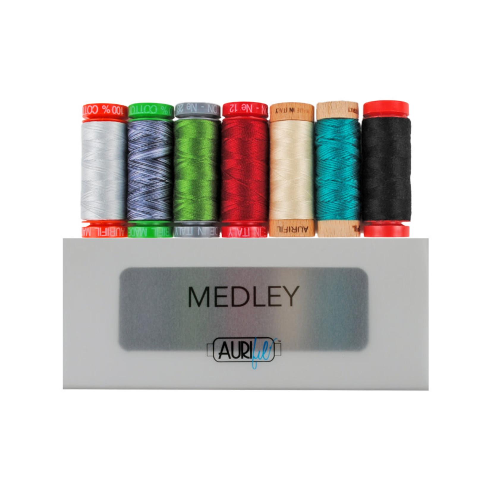 AURIFIL Medley Thread Collection - Aurifil