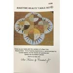 KAREN A. NEARY MARITIME BEAUTY TABLE SET