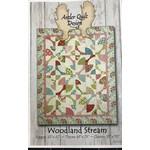 Antler Quilt Design WOODLAND STREAM PATTERN