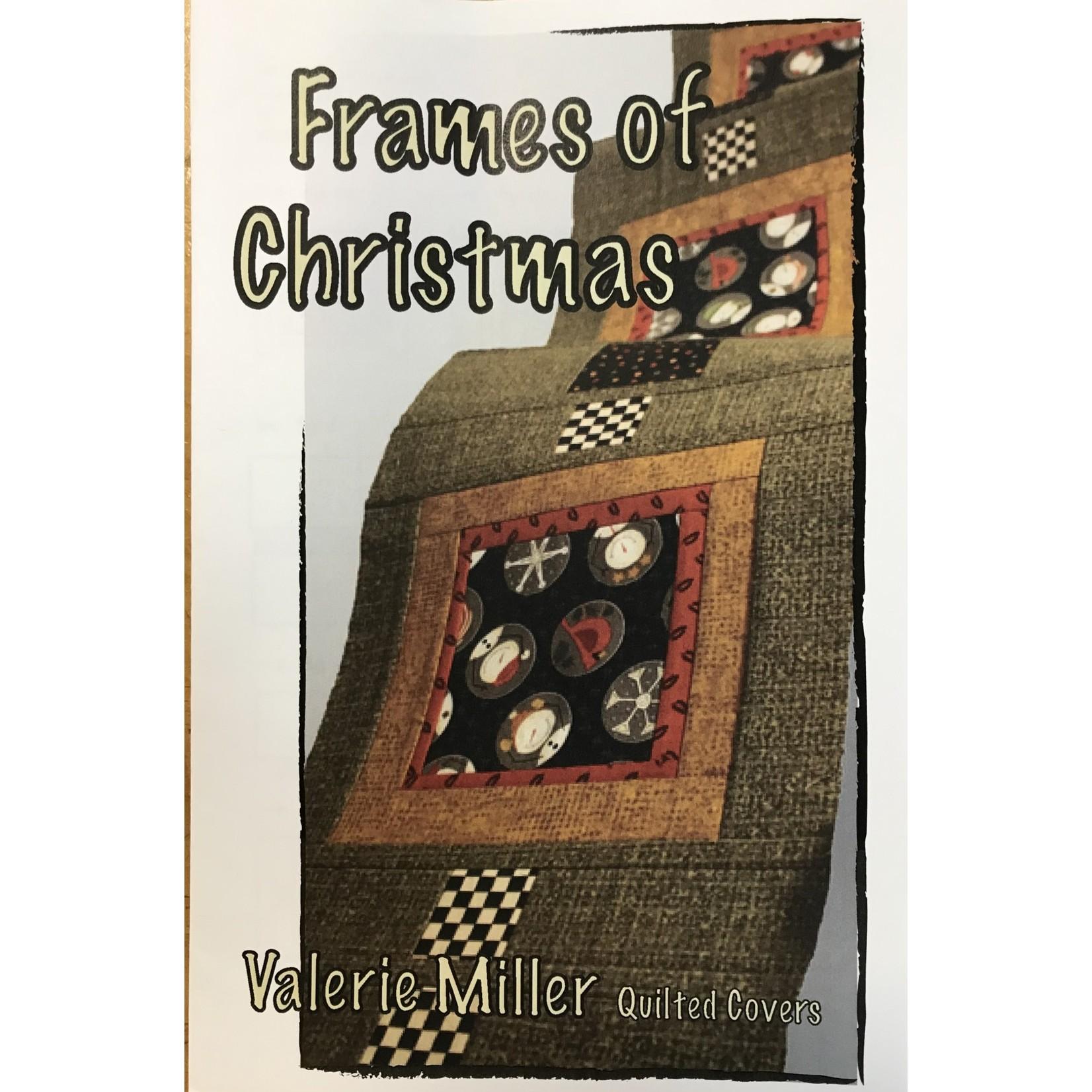 VALERIE MILLER FRAMES OF CHRISTMAS PATTERN