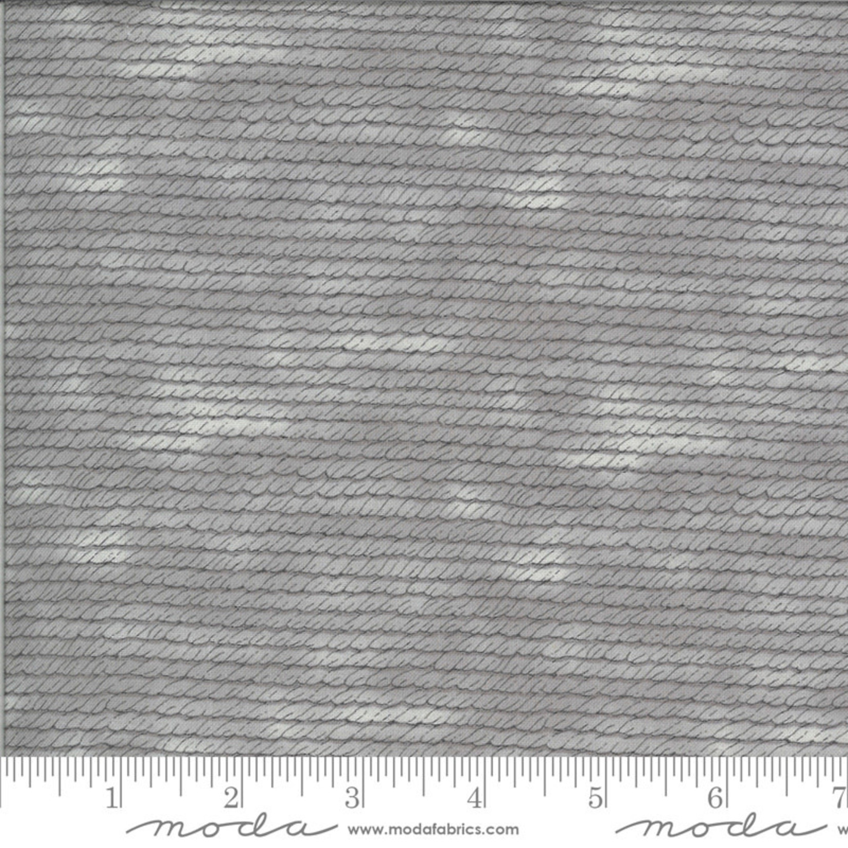 DEB STRAIN BEE GRATEFUL,BEE SKEP,  DOVE GREY (19967 14) PER CM OR $21/M