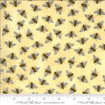 DEB STRAIN BEE GRATEFUL,BUZZ,  HONEY YELLOW (19965 12) PER CM OR $21/M