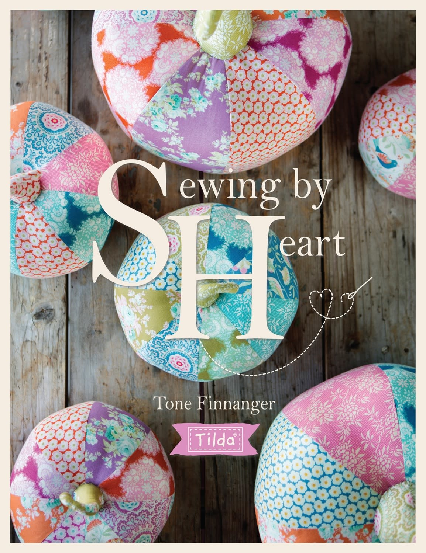 tilda Sewing by Heart - Tilda - Tone Finnanger