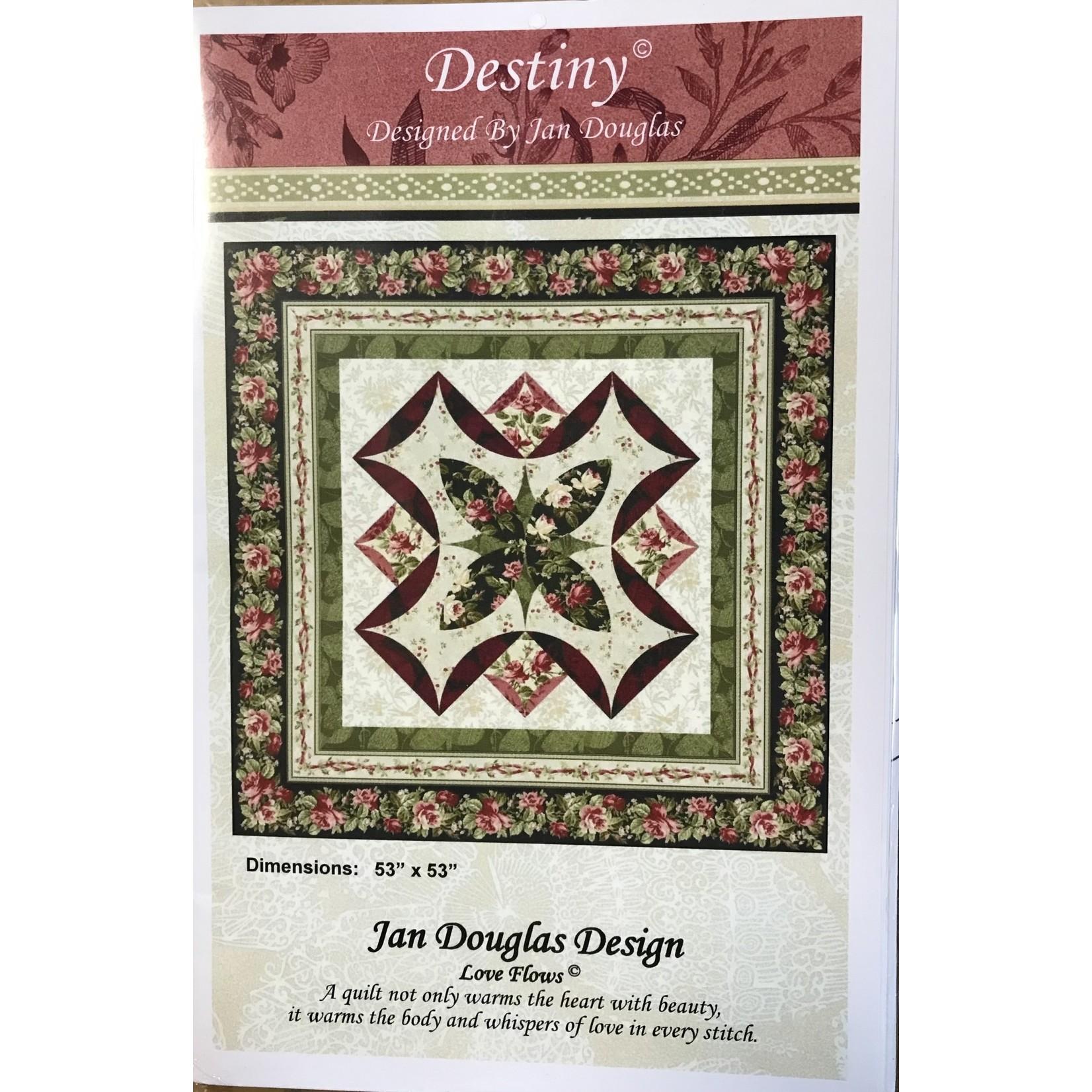 Jan Douglas Design DESTINY PATTERN