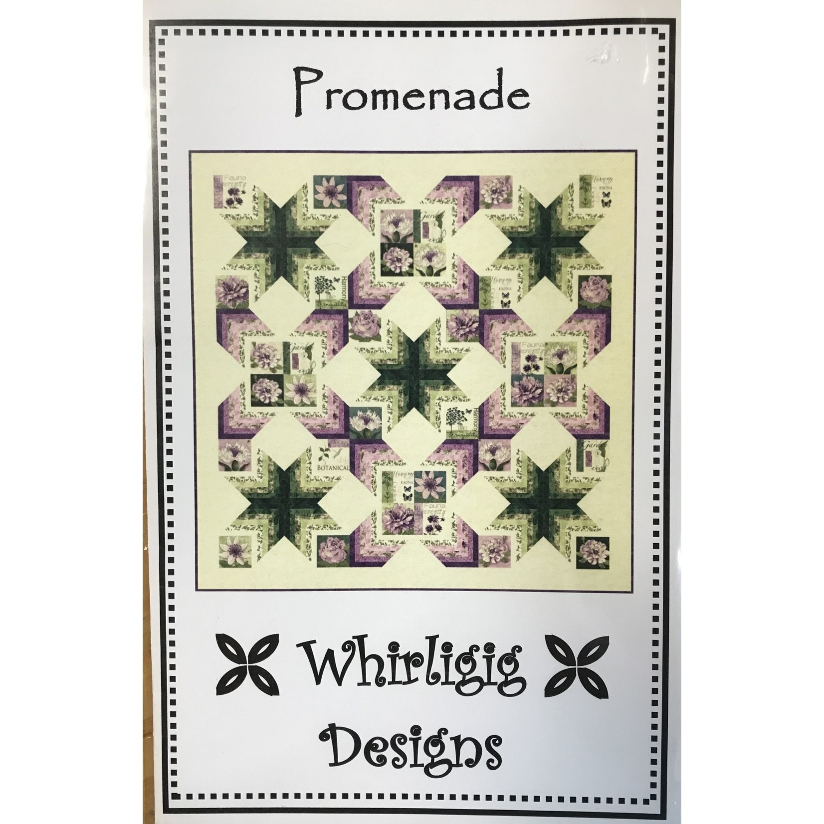 Whirligig Designs PROMENADE PATTERN