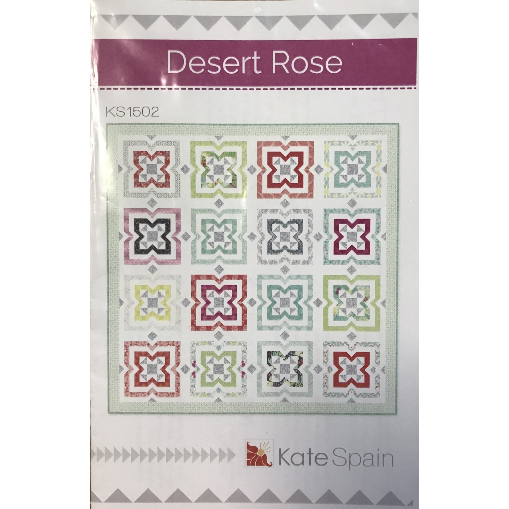 Kate Spain DESERT ROSE PATTERN