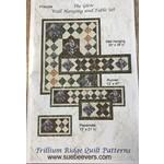 TRILLIUM RIDGE QUILT PATTERNS THE GLEN PATTERN