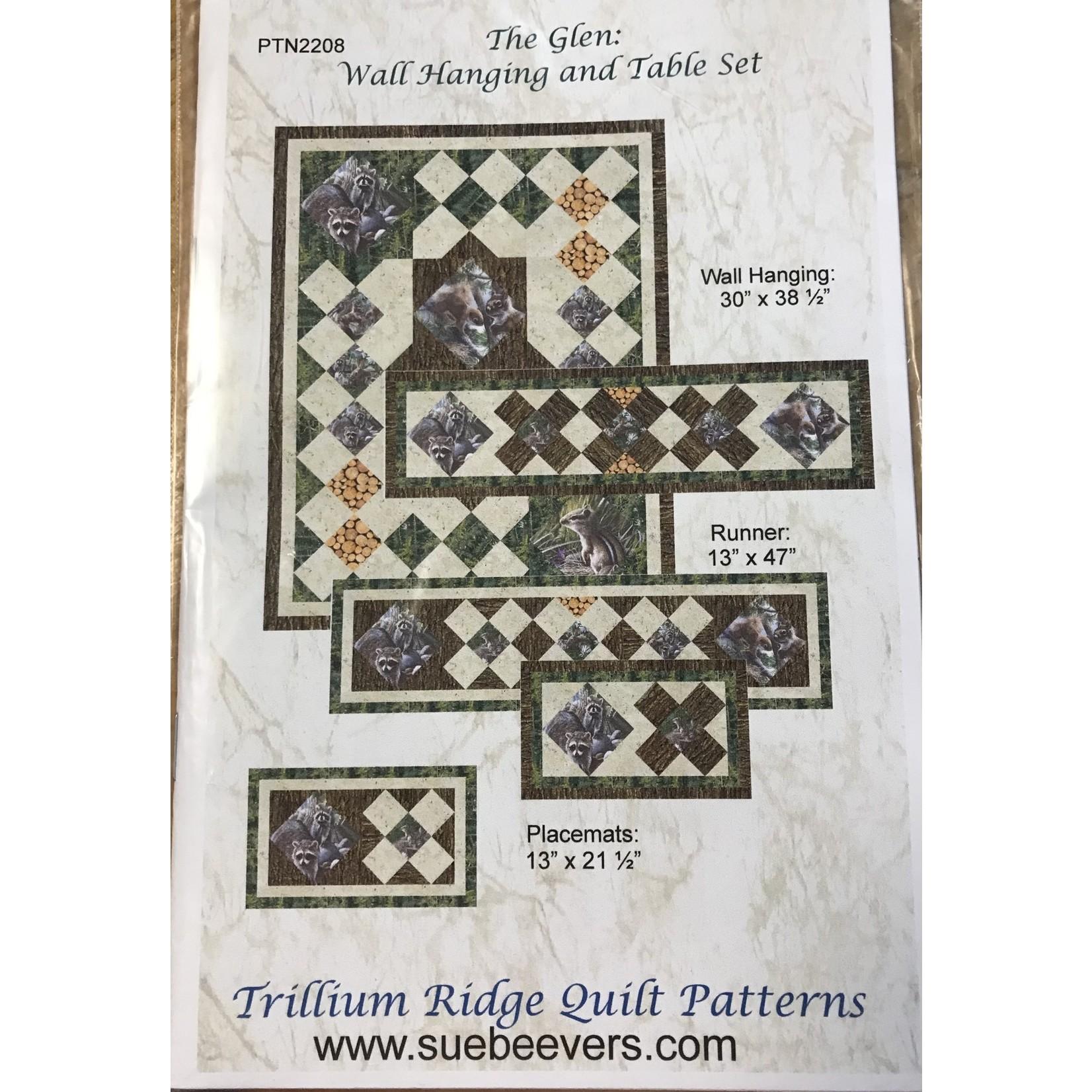Trilium Ridge Quilt Patterns THE GLEN PATTERN