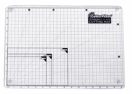 CutterPillar CutterPillar Tempered Glass Mat