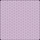 ART GALLERY Oval Elements, Amethyst per cm or $20/m