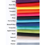 """By Annie Lightweight Mesh Fabric Package Rainbow 18"""" x 54"""""""