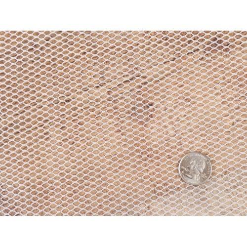 "BY ANNIE Lightweight Mesh Fabric Package Neutrals 18"" x 54"""