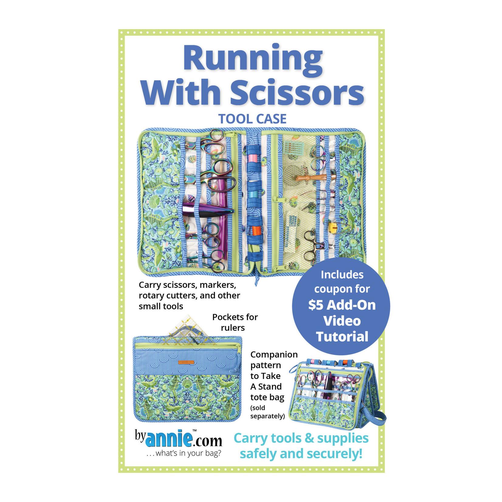 BY ANNIE RUNNING WITH SCISSORS PATTERN