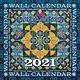 AQS PUBLISHING 2021 AQS Wall Calendar