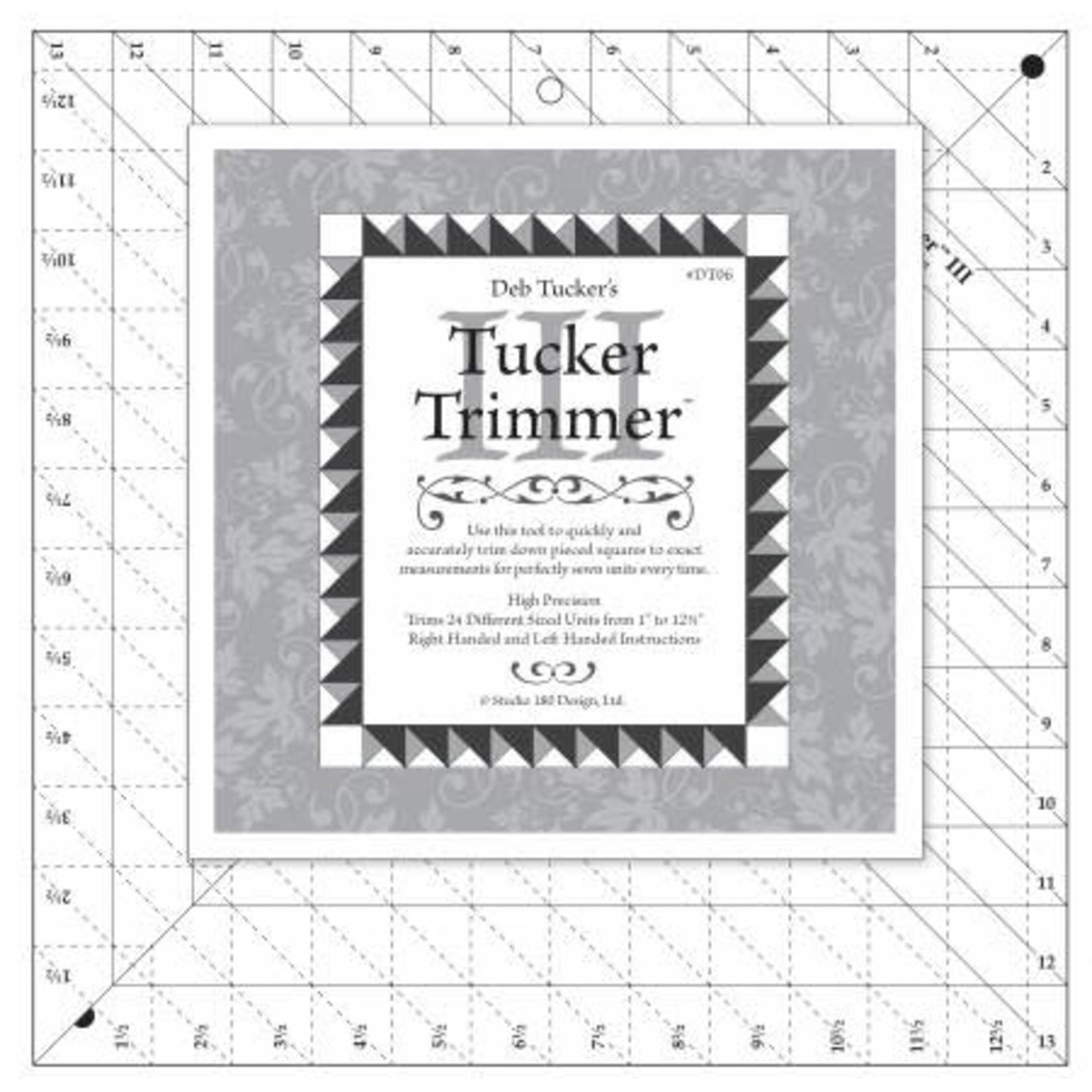 STUDIO 180 DESIGN TUCKER TRIMMER 3 RULER