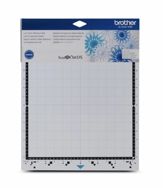 BROTHER BROTHER LOW TACK MAT 12x12 SCAN N CUT DX