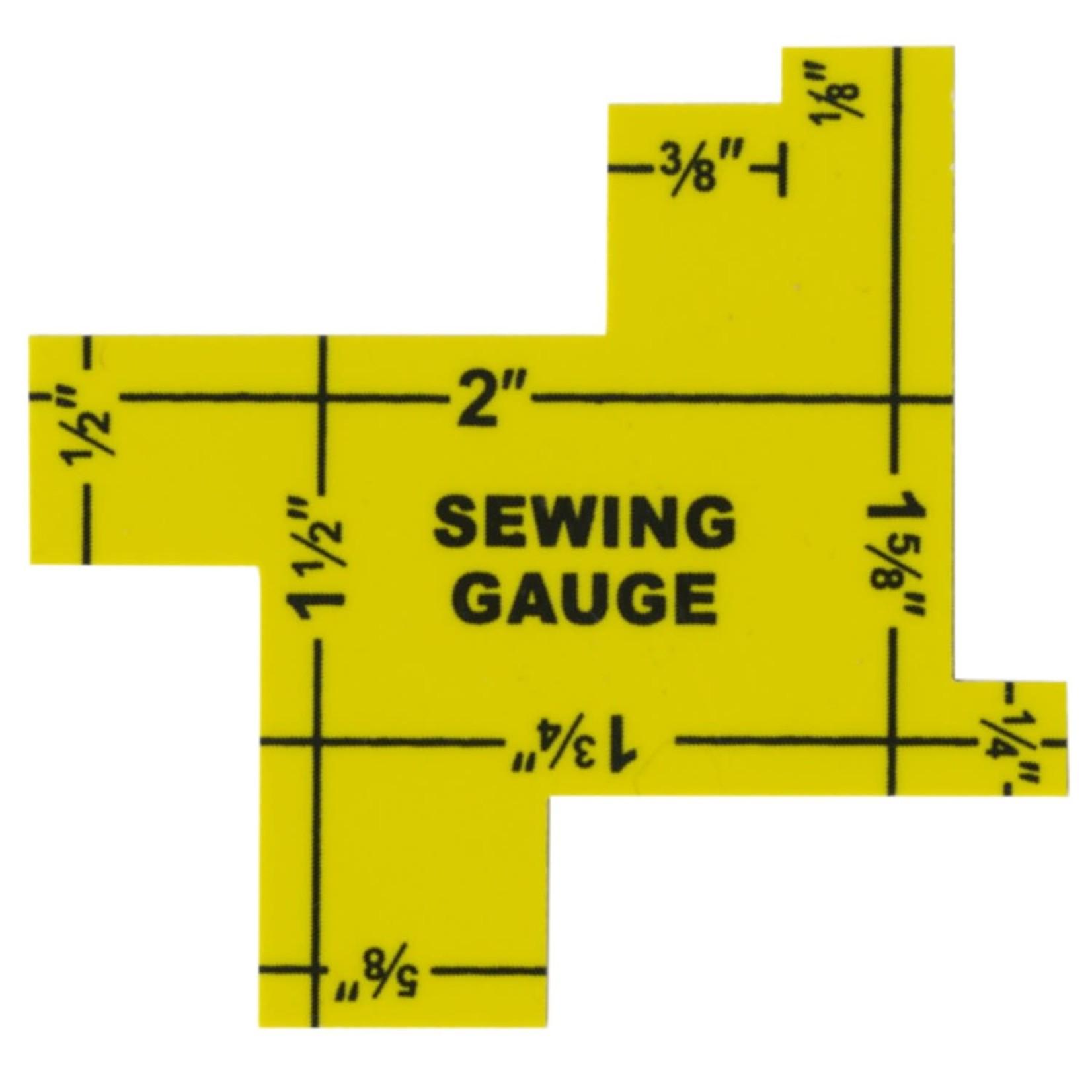 SEW MATE Mini Sewing Gauge